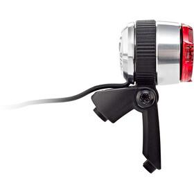Busch + Müller µ E LED-Achterlicht voor E-Bikes, silver